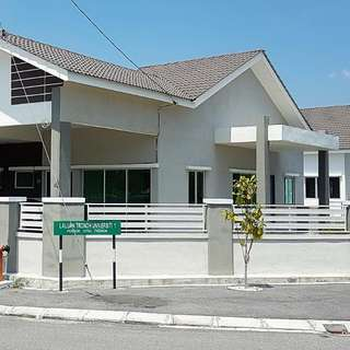 Corner Lot Terrace House For Sale- Good Price