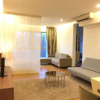 Cozy Studio Apt with KLCC View & Infinite Pool (KL City view)