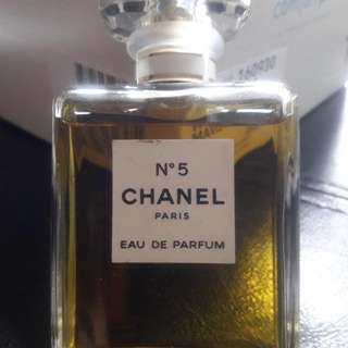 Chanel No 5 Perfum Brand New