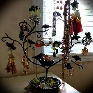 Jewelry Tree Organizer