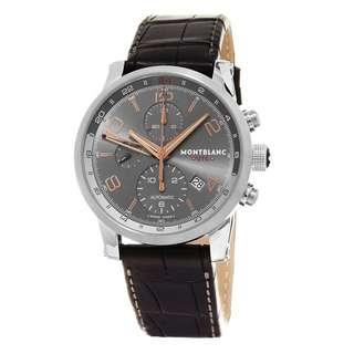 MontBlanc Timewalker Chronograph 107063