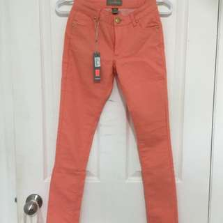 Costa Blanca Peace Skinny Pants