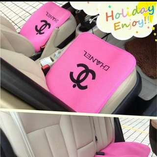 Chanel字型car seat cases