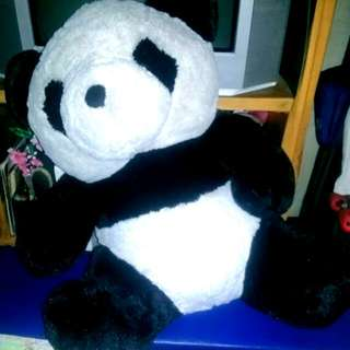 Big Panda Stuffed Toy