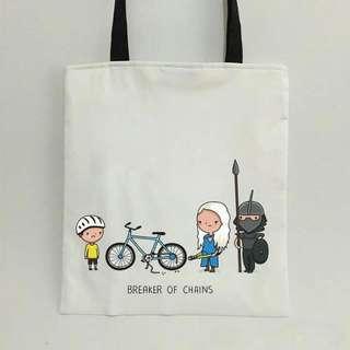 GOT Tote Bag #GameofThrones