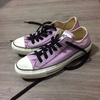 Purple Converse All-Star
