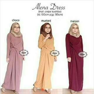 Alena Dress Maxi