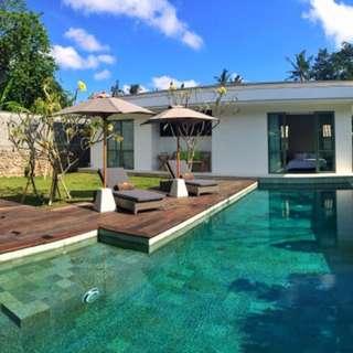 Villa Papu Bali USD 200/ Night