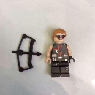 Lego 6867 Hawkeye
