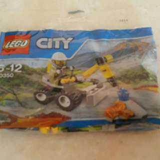 Lego City 30350
