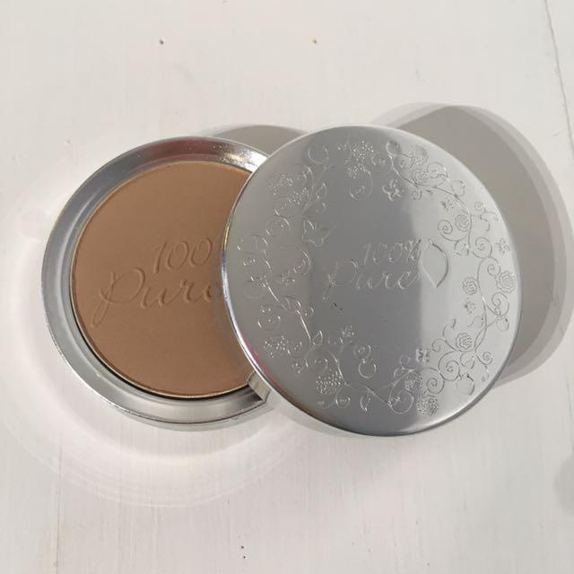 100% Pure Mineral Powder - Golden Peach