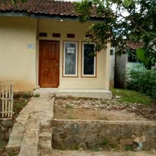 Rumah 45m2 Tanah 170m2 Margahurip Banjaran Kabupaten Bandung