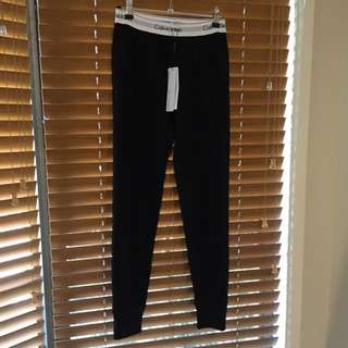 CALVIN KLEIN Fitted Trackies