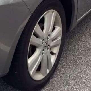 "Honda Jazz GE6 stock 16"" rims (no tyres)"