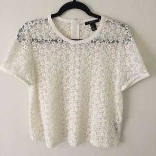 FOREVER 21 TOP.