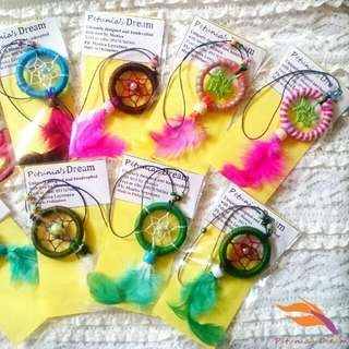 Dream Catchers KEYCHAINS, Bag Tags, Bookmarks