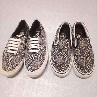 Vans Shoes for Women (2 pair for ₱2,000)