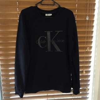 CALVIN KLEIN Boyfriend Style Sweater
