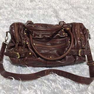 Authentic Leather Bag