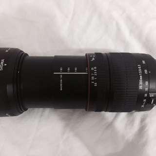 SIGMA28-300鏡頭