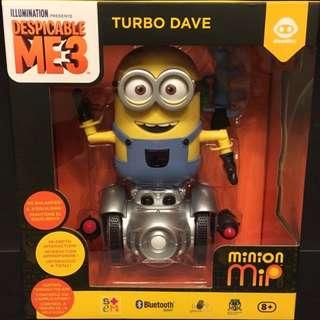 Minions Turbo dave機械人