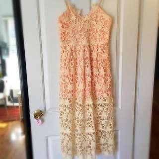 NEW Size 10 Lace Dress