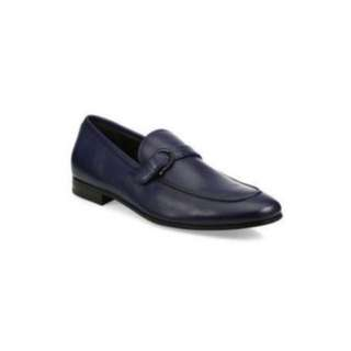 New Authentic Salvatore Ferragamo Shoes in Marine Blue Size 8