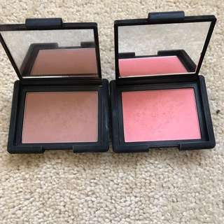 AUTHENTIC NARS Blushes