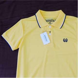 Aeropostale Polo Shirt (Yellow)