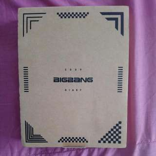 Big Bang 2009 Diary