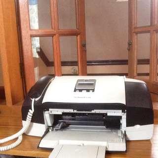 HP Officejet All-in-one (printer, fax, scanner, copier)