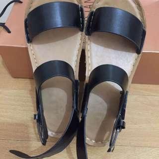 Wedge Sandal (Parisian)