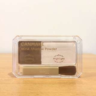 CANMAKE Nose Shadow Powder