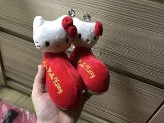 限量Hello Kitty鞋撐