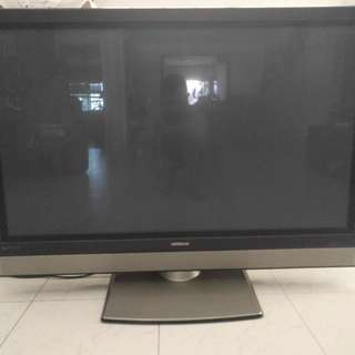 "50"" TV Hitachi 50PD9800TA"