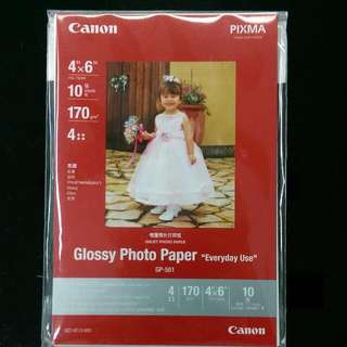 Glossy Photo Paper 10's