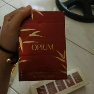 Repriced! Authentic Yves Saint Laurent - Opium Perfume