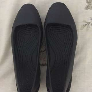 Crocs Sienna Flat Black