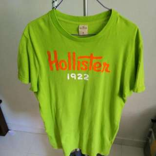 Authentic Hollister Tee