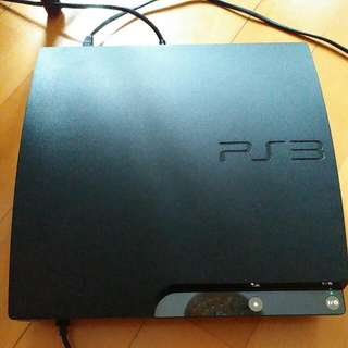 Play Station 3 250GB (冇改機) 內置28隻Game(數碼版) PS3 With 28 games in digital version