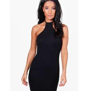 Strappy Bodycon Dress Never Worn