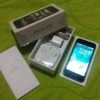 Iphone 5s 16gb Mulus Ext Inter Like New