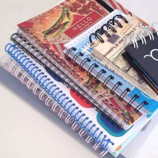 Notebooks/Notepads
