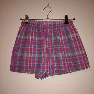 Pink Sugar Shorts