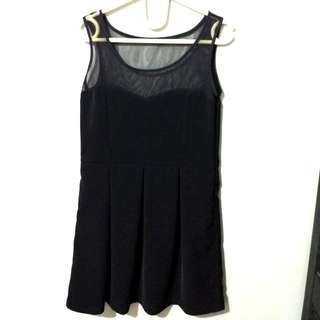 LITTLE BLACK DRESS / Cute Blackdress SALE / Dress cantik / DISKON