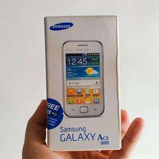 Dusbook Samsung Galaxy Ace Duos