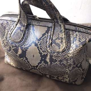 Recco Leather Woman Bag