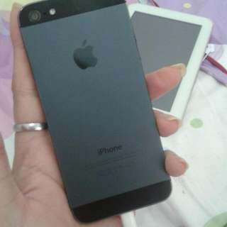 iPhone 5 16Gb Black Second