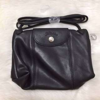 Longchamp Cuir mini