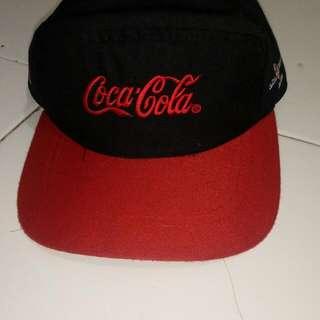 Topi Trucker Coca Cola